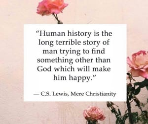 believe, Christianity, and cs lewis image