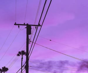 aesthetic, pink, and purple image