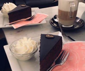 aida, austria, and cake image