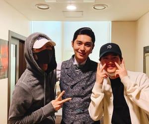 exo, ken, and Leo image