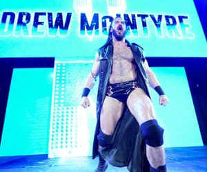 wwe and drew mcintyre image