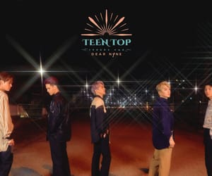 asian, teen top, and chunji image