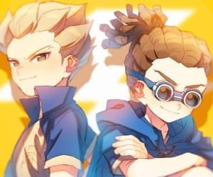 anime, fanart, and kidou yuuto image