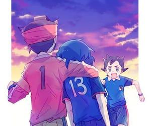 anime, fanart, and inazuma eleven image