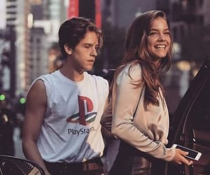 barbara palvin, goals, and dylan sprouse image