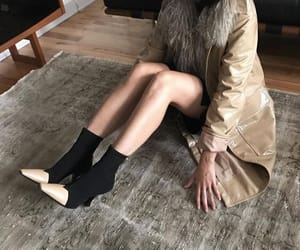 beige, tan, and chic image