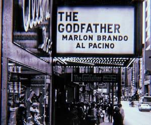 The Godfather, al pacino, and marlon brando image