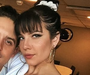 bangs, icons, and halsey icons image