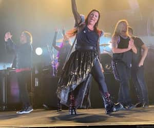 amy lee, rock, and evanescence image