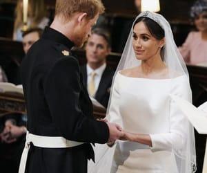 beautiful, royal wedding, and sweet image