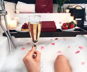 bath, luxury, and cartier image