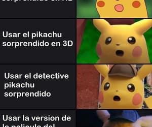 lol, meme, and pikachu image