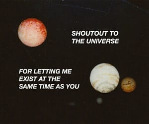 her, him, and universe image
