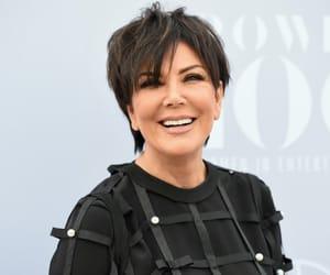 keeping up with the kardashians, robert kardashian, and kris jenner image