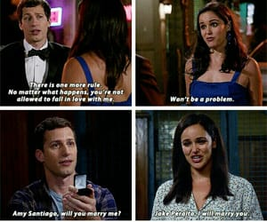 brooklyn nine nine, jake peralta, and brooklyn 99 image