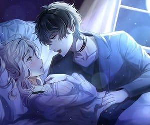 anime, diabolik lovers, and anime girl image