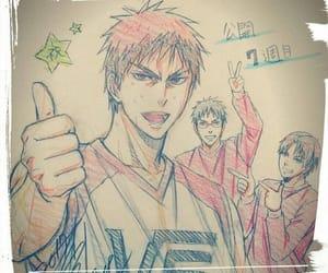 anime, handsome, and kagami taiga image