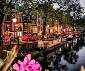amsterdam, travel, and photographie image
