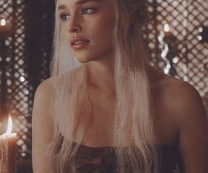 got, game of thrones, and emilia clarke image