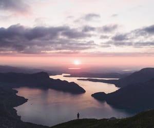 background, beautiful, and landscape image