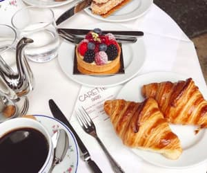 croissant, france, and fancy image