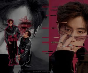 aesthetic, got7, and edit image