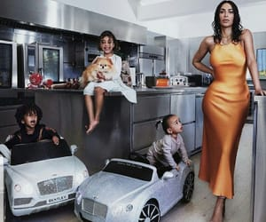 family, so cute, and kim kardashian image