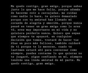 amigo, amor, and fragmentos image