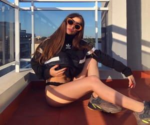 adidas, argentina, and bad girl image