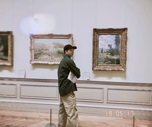 aesthetic, museum, and rm image