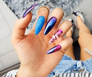 etsy, inspired nails, and etsy shop image