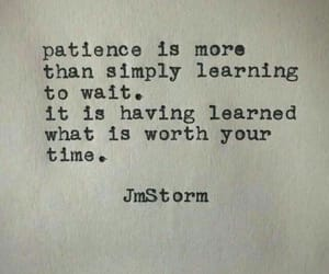 learning, more, and patience image