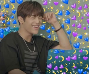 edit, hearts, and seungmin image