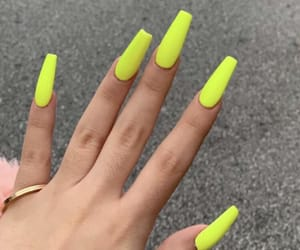 acrylics, claws, and nails image