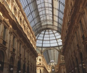 gallery, italy, and milan image