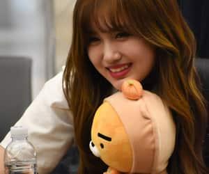 girl group, k-pop, and heo yoorim image