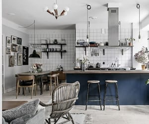 blue, decorating, and design image