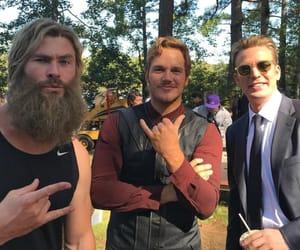 Avengers, chris evans, and steve rogers image