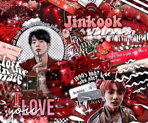 aesthetic, edit, and jin image