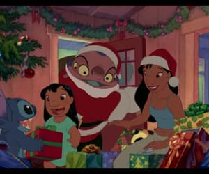 disney, movie, and navidad image