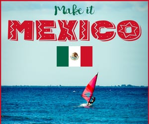 blogger, tourism, and mexico image