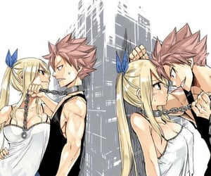 end, fairy tail, and Lucy image
