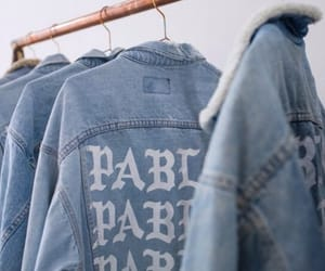 blue, pablo, and jeans image