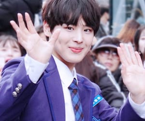 kpop, byungchan, and produce x 101 image
