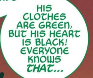 black, green, and harry potter image