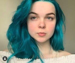 aqua, tumblr, and beauty image