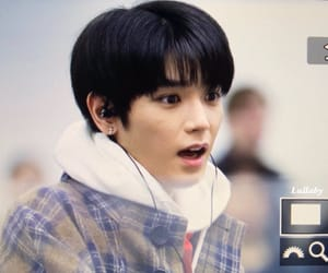 article, taeyong, and nct image