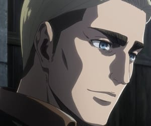 Erwin, shingeki no kyojin, and attack on titan image