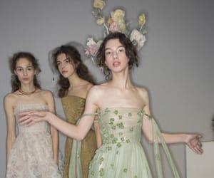 aesthetic, girls, and runway image