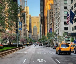 new york, places, and usa image